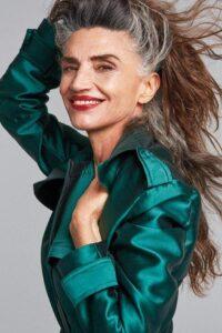 Ángela Molina en Mujer Hoy