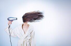 El secado de cabello que da brillo a tu melena